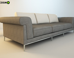 3D pillow Sofa