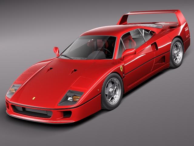 Ferrari F40 1987-1992