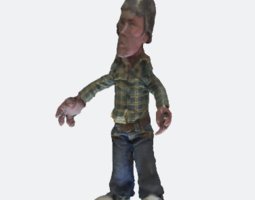 3D printable model Little Tim from 1977 film