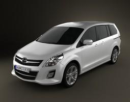 3D Mazda MPV 2010