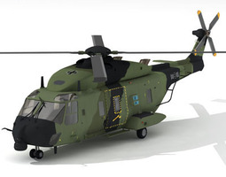 3d nh90 german army