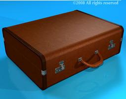 3D model Suitcase collection
