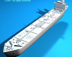 3D Tanker ship