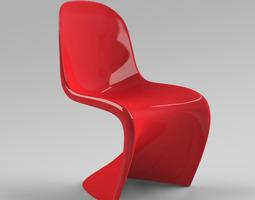 Panton Chair 3D