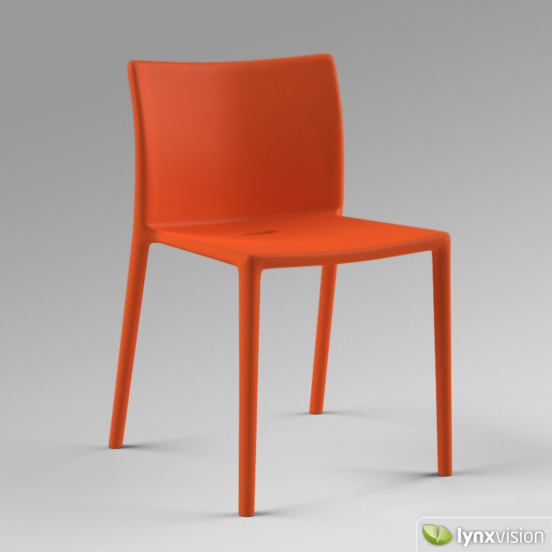 ... air chair by jasper morrison 3d model max obj 3ds fbx stl mtl 5 ... & Air Chair by Jasper Morrison | 3D model