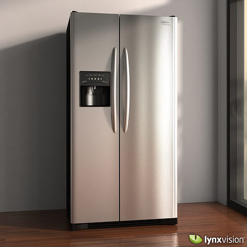 Buy And Sell Apps >> 3D Frigidaire Professional Refrigerator | CGTrader