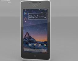 3D asset GeeksPhone Peak
