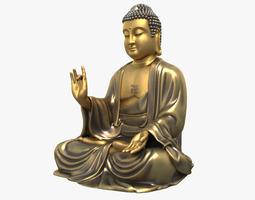 3D Models Buddha Statue