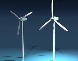 Wind turbine2 3D