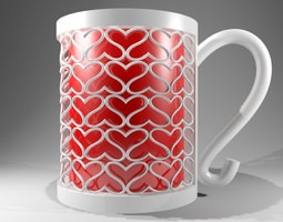 Coffe Love 3D printable model
