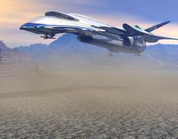 3D model SD 85 Cargoship