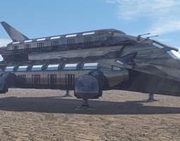 Cargo Transport 3D
