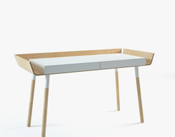 My Writing Desk 3D model