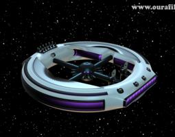 3d space base