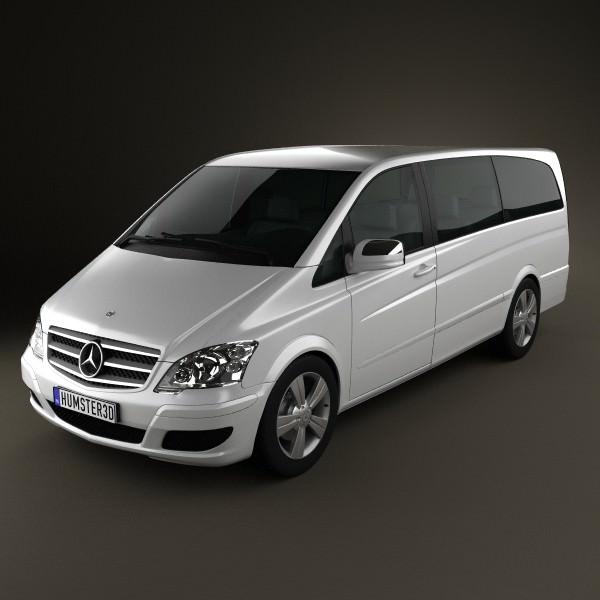 Mercedes-Benz Viano Extralong