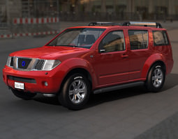 3D model Pathblazer SUV for Vue