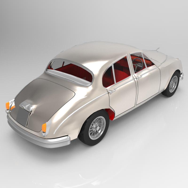 Jaguar studio max 3d model max for 3d studio max models