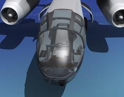 3D model Arado AR 234B Blitz V05
