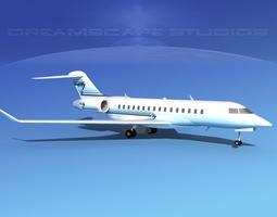 3D Global Express 8000 V09