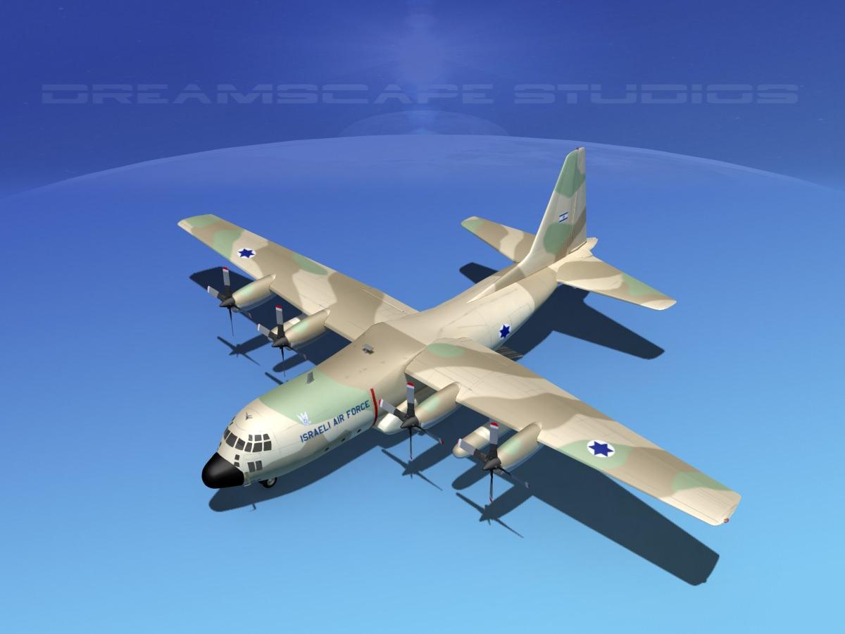 Lockheed C-130 Hercules Israeli Air Force