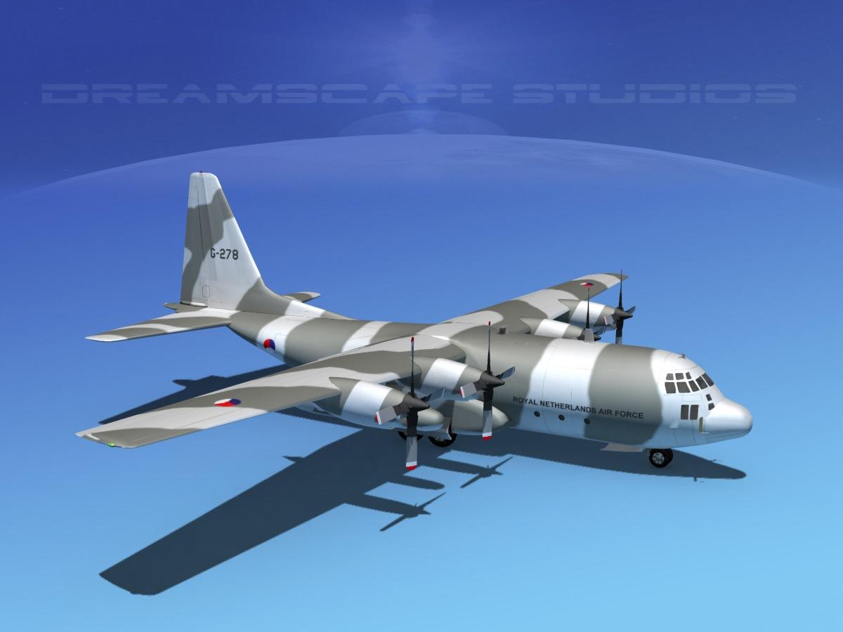 Lockheed C-130 Hercules  Netherlands