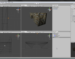 3D model Stonebridge unitypackage