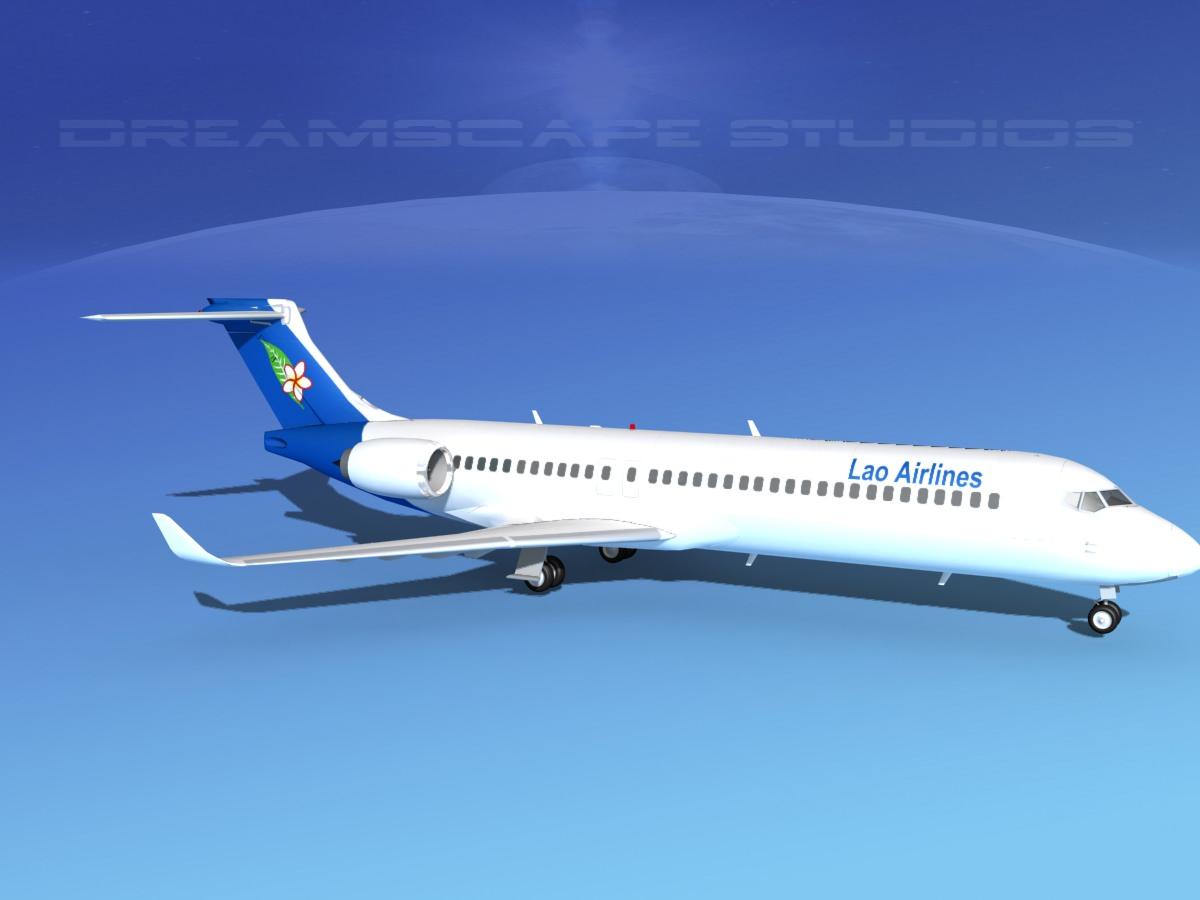 Comac ARJ21-700 Lao Airlines