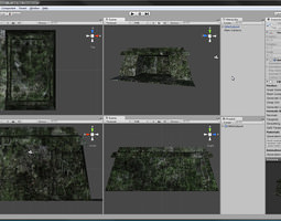 Old little outpost unitypackage 3D asset