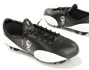 3D model Soccer Shoe HD