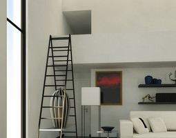 Interior - Villa Bella 3D