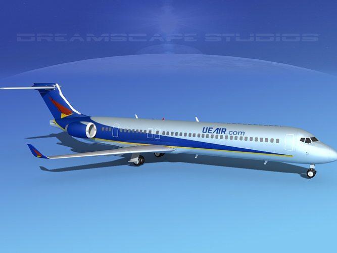 comac arj21-900 chengdu airlines  3d model max obj mtl 3ds lwo lw lws dxf stl 1