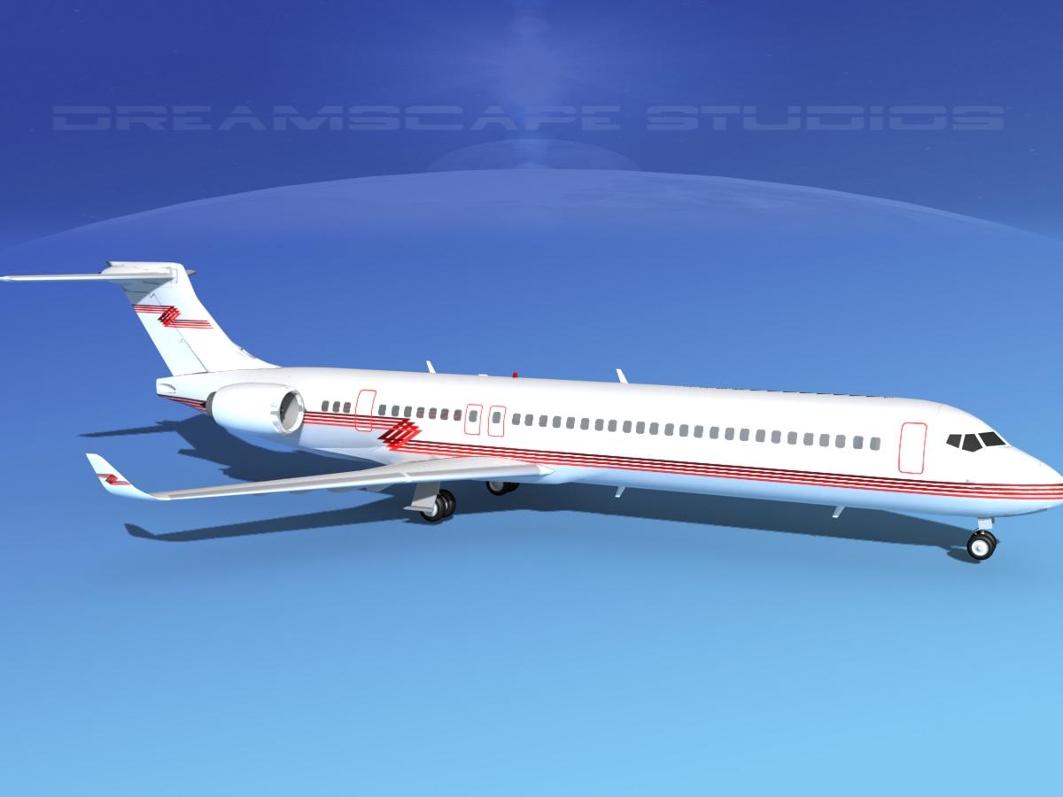 Comac ARJ21-900 Corporate 3