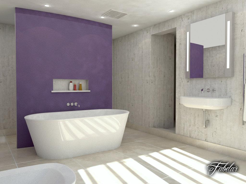 Bathroom wc 3D model | CGTrader