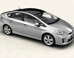 Toyota Prius 2010 3D Model