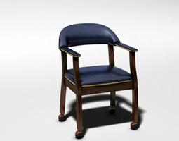 3d casino chair