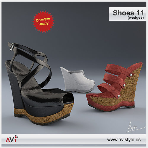 Shoes-11 wedges