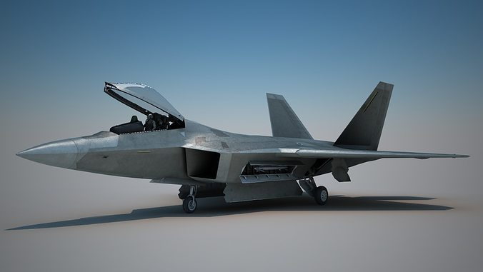 The Making of an F22 Raptor Pilot