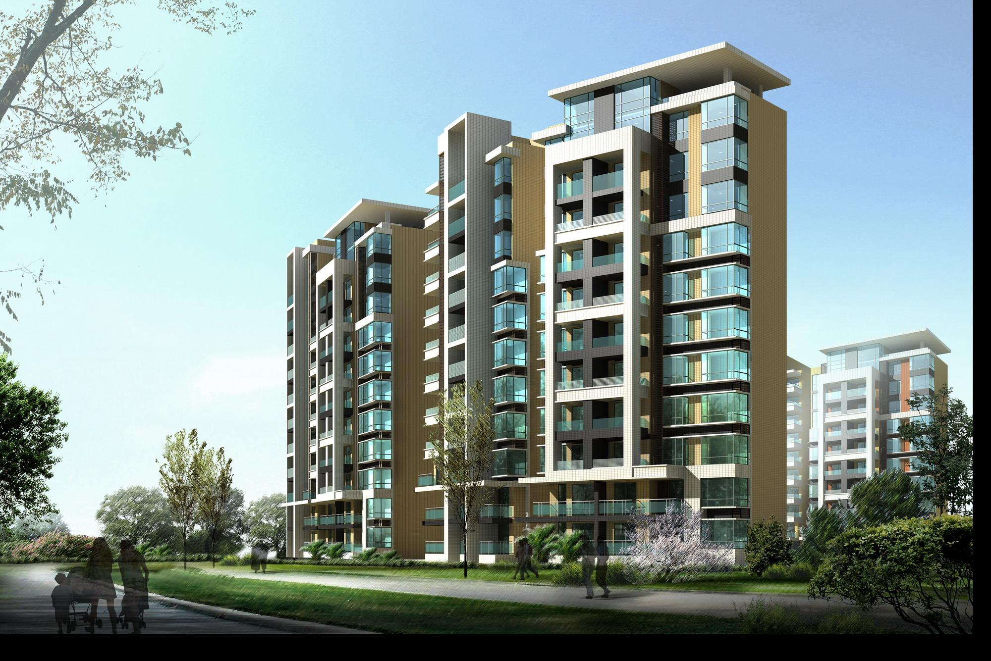 Posh Apartment With Aristocratic Decor 3d Model Max 3ds 1 ...