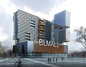 3D BL Mall Building Design