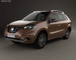 Renault Koleos 2014 3D model