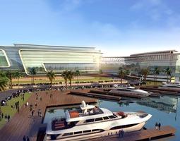 Resort Marina 756 3D Models
