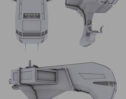 3D model SIB base