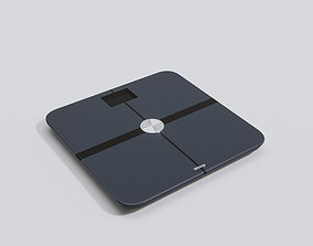 Bathroom Scale 3D scale