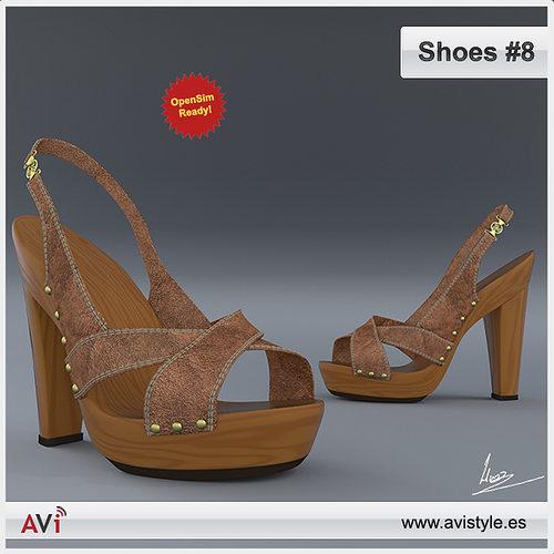 Shoe 8 60193