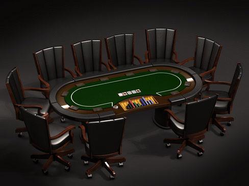 poker collection 3d model max obj mtl 3ds tga 1