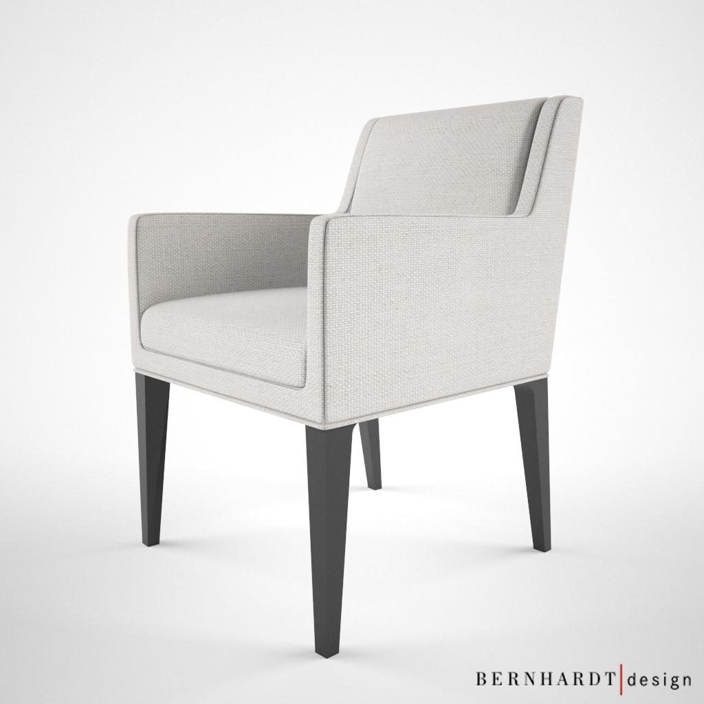 Bernhardt design claris chair 3d model max for New model chair design