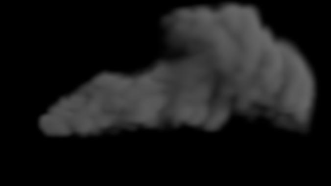 Campfire Smoke 3D
