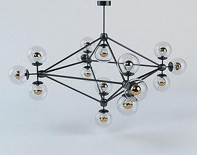 Chandelier Modo 3D model