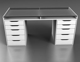 desk Desktop 3D