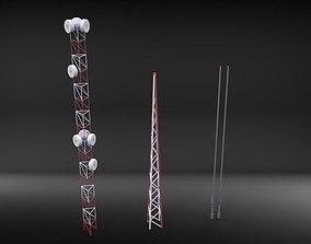 complex Mast 1 3D model